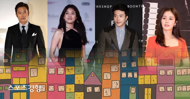 NÓNG: Kim Tae Hee, Lee Byung Hun, Han Hyo Joo, Kwon Sang Woo bị nghi trốn thuế, dàn đại gia Kbiz bị bóc trần thủ đoạn trá hình?-1