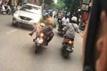 Mặc đồ lót ra đường còn thản nhiên diễu phố, 3 cô gái khiến dân tình vô cùng phẫn nộ-6