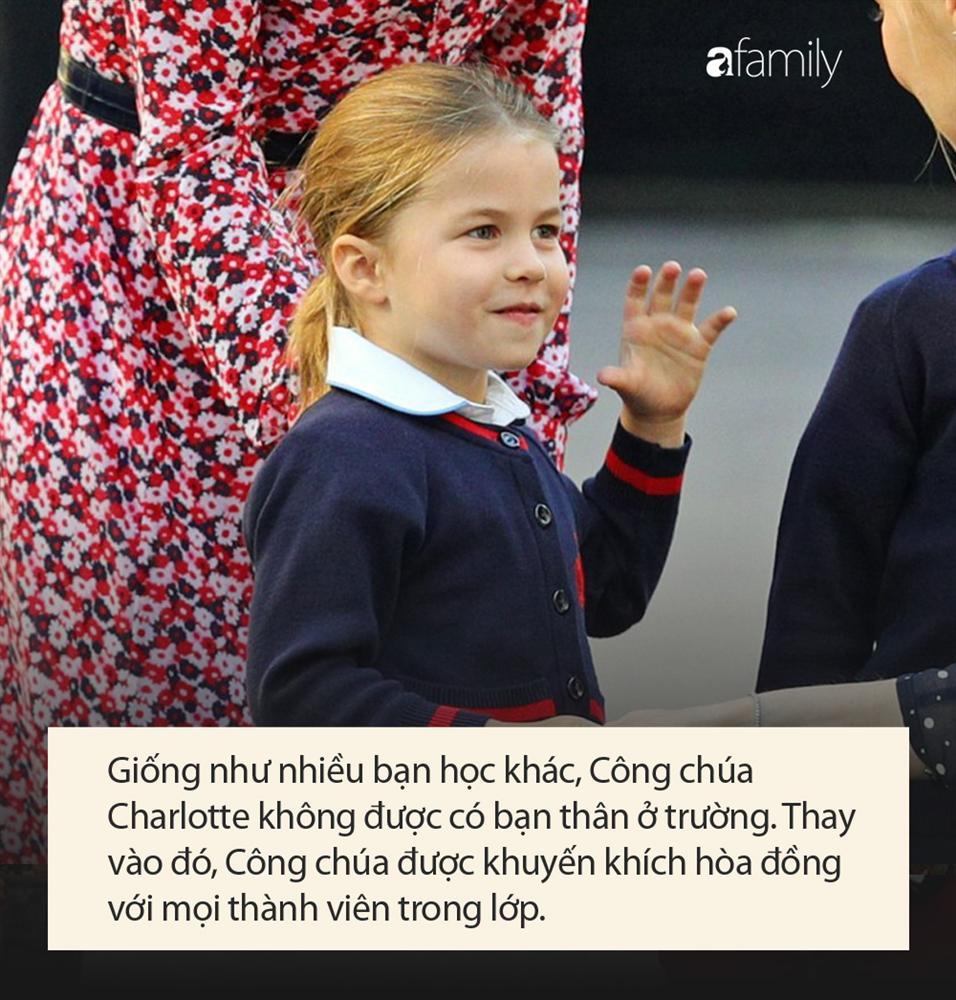 Công chúa nước Anh tròn 5 tuổi: Ở nhà được mẹ dạy cực kỳ tinh tế, đến trường thì thầy cô uốn nắn theo cách đặc biệt như này-8
