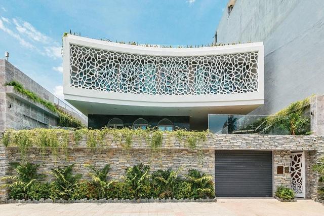 """Biệt thự """"san hô"""" ở Đà Nẵng nổi bật trên báo Mỹ nhờ thiết kế độc lạ Bt-san-ho-001-Copy1"""