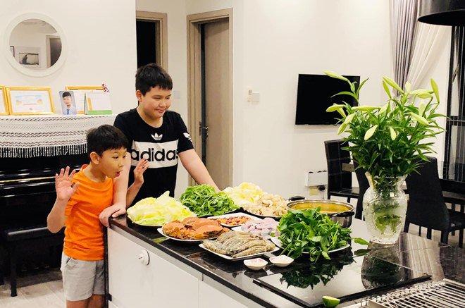 Mỹ nhân Lã Thanh Huyền nhận được nghìn lượt thích với những bát canh ngon mát mùa hè-15