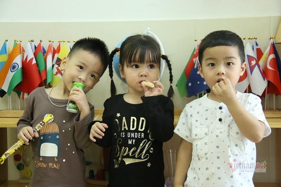 Trẻ mầm non và tiểu học ở Hà Nội khi quay lại trường có học bán trú?-2