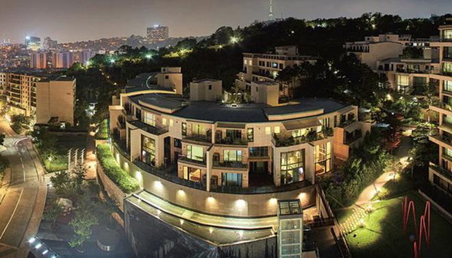 Khui khối bất động sản của vợ chồng Kim Tae Hee - Bi Rain: Ước tính 1.265 tỷ, hết làm hàng xóm BTS lại đến nhà ở Mỹ-4