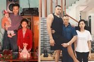 Chụp ảnh đúng tư thế cách đây 24 năm, 3 bố con khiến dân mạng phì cười, cậu con trai thay đổi bất ngờ nhất