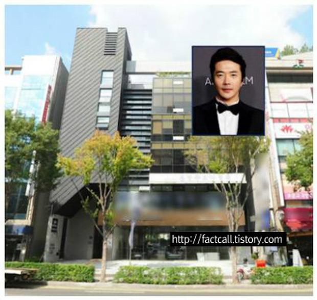 Bất ngờ trước khối bất động sản khổng lồ lên tới hơn 1.300 tỷ đồng của tài tử Nấc thang lên thiên đường Kwon Sang Woo-3