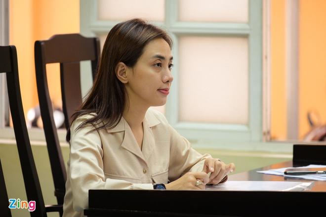 Nữ ca sĩ Miko Lan Trinh và ông bầu Hoàng Vũ ra tòa sau 7 năm-1