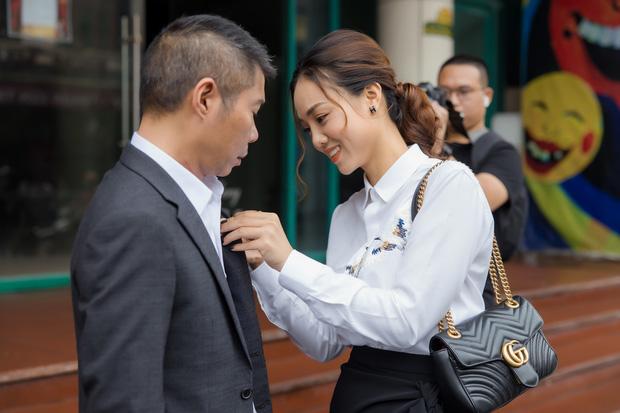 NSND Công Lý nhậm chức Phó Giám Đốc Nhà hát Kịch Hà Nội, MC Thảo Vân liền có hành động chứng minh mối quan hệ với chồng cũ-4