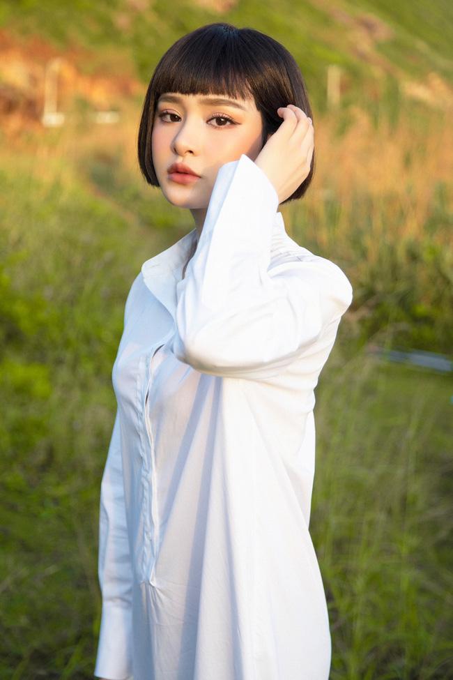 Chán tóc ngắn Mỹ Linh, Hiền Hồ bất ngờ để tóc xoăn xù xinh như búp bê-7