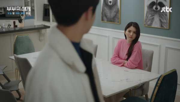Preview Thế Giới Hôn Nhân tập 14: Bà cả Sun Woo bỏ đi biệt xứ, chồng cũ giờ đã thắng trận vẫn phát điên?-1