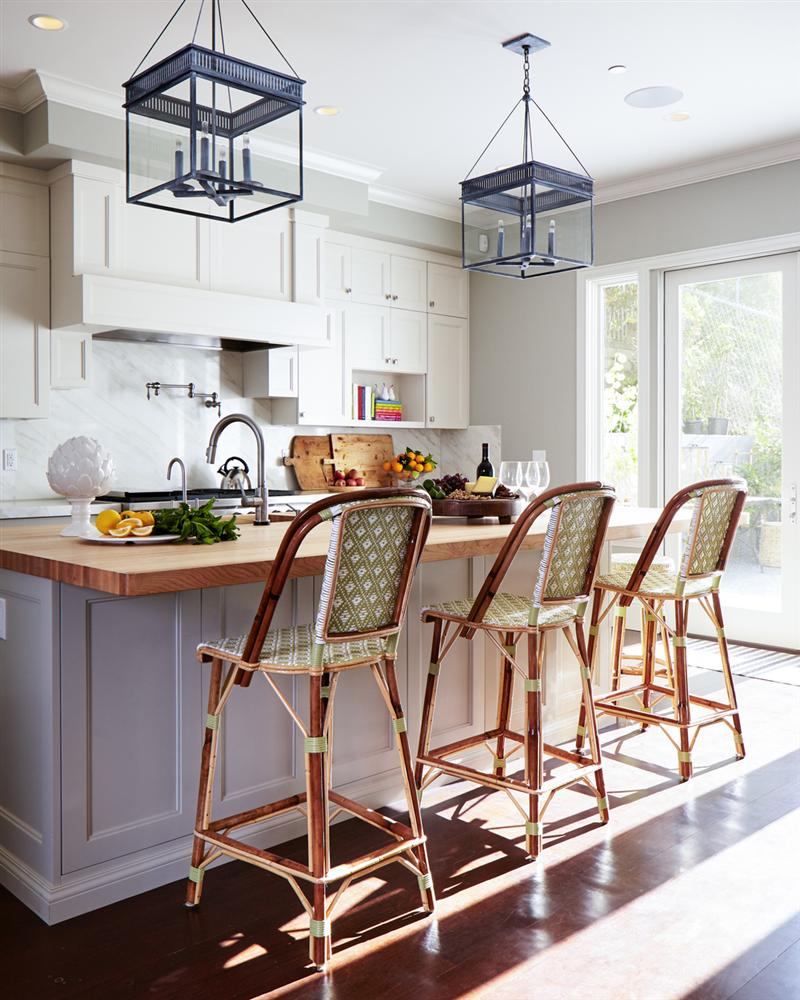 Một bộ ghế sắc màu cho căn bếp gia đình thêm xinh khiến tim ai cũng phải rung rinh-5