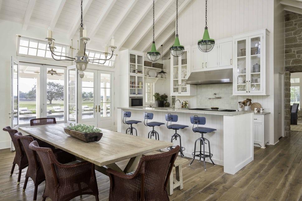 Một bộ ghế sắc màu cho căn bếp gia đình thêm xinh khiến tim ai cũng phải rung rinh-7