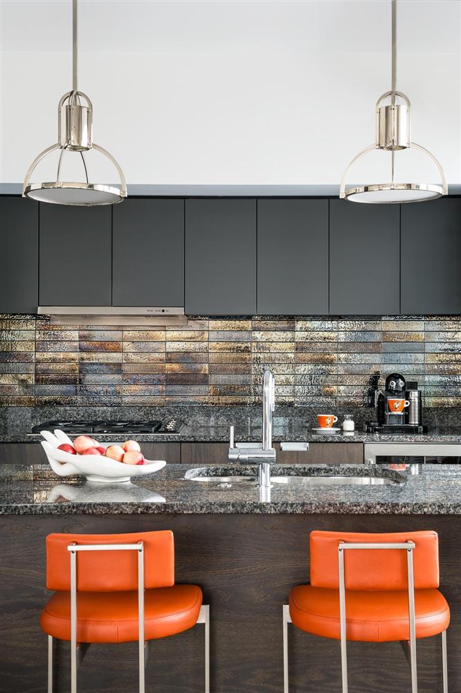 Một bộ ghế sắc màu cho căn bếp gia đình thêm xinh khiến tim ai cũng phải rung rinh-13