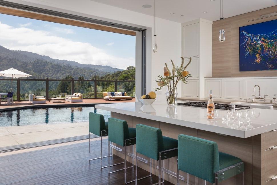Một bộ ghế sắc màu cho căn bếp gia đình thêm xinh khiến tim ai cũng phải rung rinh-15