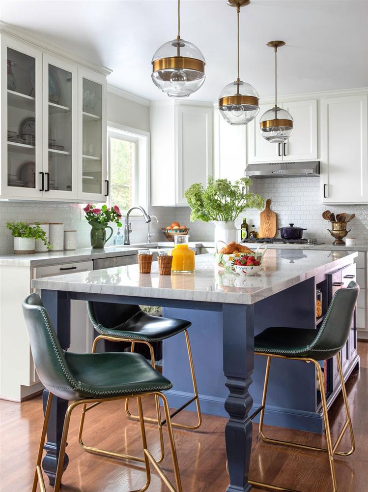 Một bộ ghế sắc màu cho căn bếp gia đình thêm xinh khiến tim ai cũng phải rung rinh-16