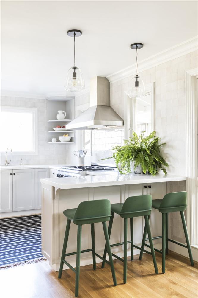 Một bộ ghế sắc màu cho căn bếp gia đình thêm xinh khiến tim ai cũng phải rung rinh-18