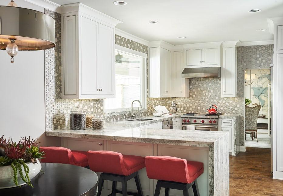 Một bộ ghế sắc màu cho căn bếp gia đình thêm xinh khiến tim ai cũng phải rung rinh-22