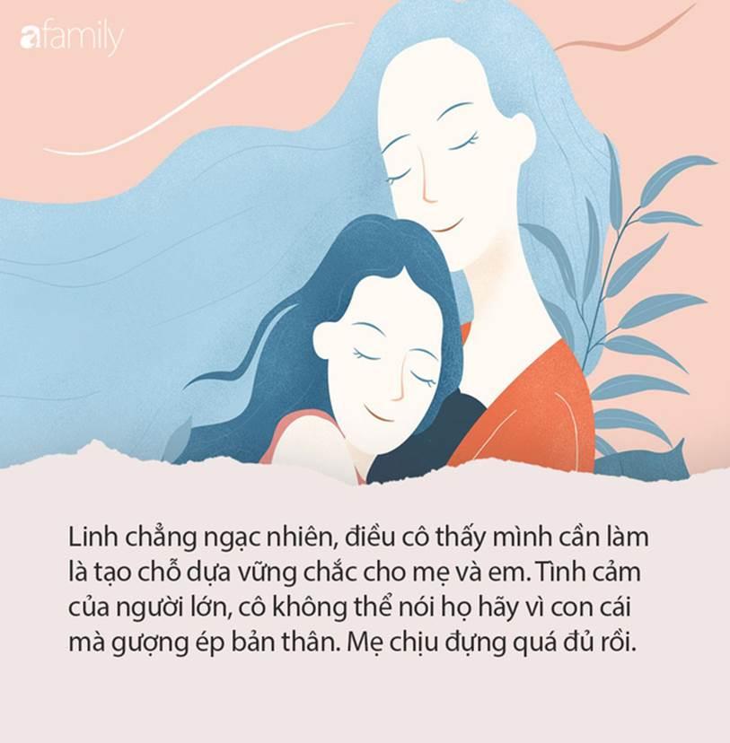 Nghẹn lòng với bức thư viết cho con gái của bà mẹ thất bại: Hãy lựa chọn vì hạnh phúc của chính con chứ không phải làm hài lòng 1 ai khác-1