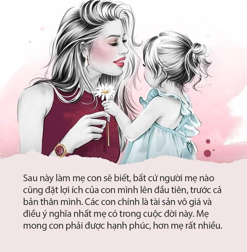 Nghẹn lòng với bức thư viết cho con gái của bà mẹ thất bại: Hãy lựa chọn vì hạnh phúc của chính con chứ không phải làm hài lòng 1 ai khác-3