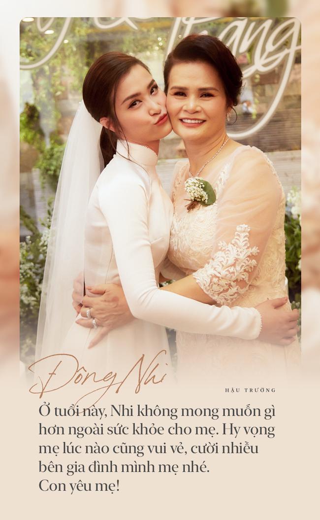 Lời tâm tình của sao Việt trong Ngày của mẹ: Đông Nhi, Ninh Dương Lan Ngọc mang nỗi sợ mà mọi người con đều hiểu-1