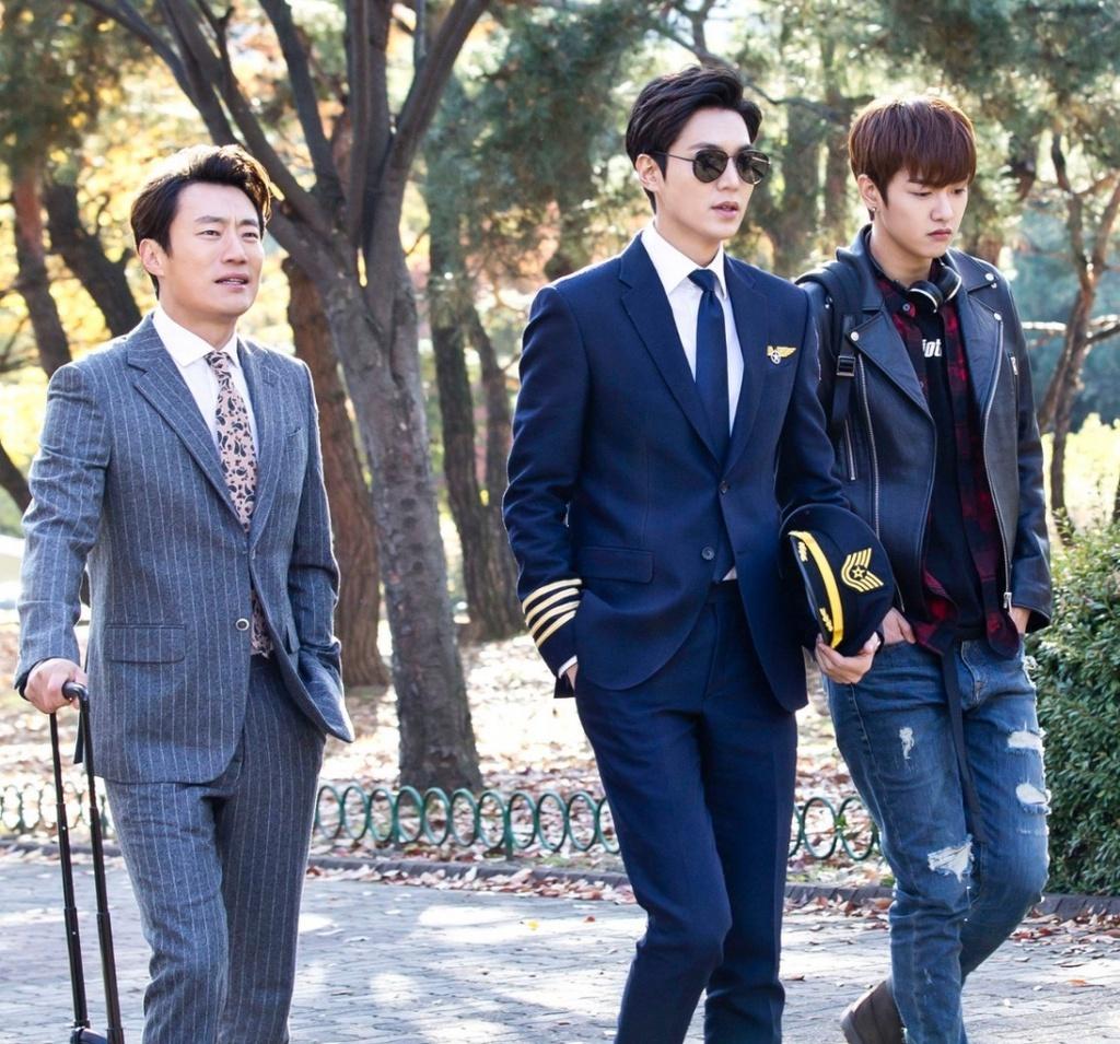 Lee Min Ho tuổi 33 - diễn đơ và không bao giờ nhận vai con nhà nghèo-5