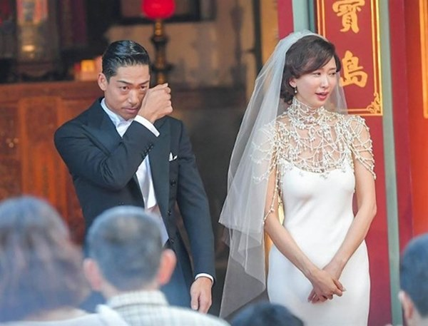 Nữ hoàng nội y Đài Loan Lâm Chí Linh bị ông xã kém tuổi bạo hành tới mức nhập viện?-3