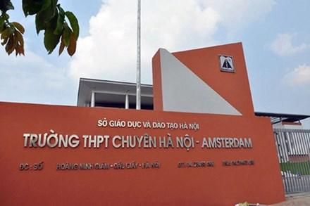 Tuyển sinh lớp 6 Trường chuyên Hà Nội Amsterdam: Ngoài xét tuyển học bạ