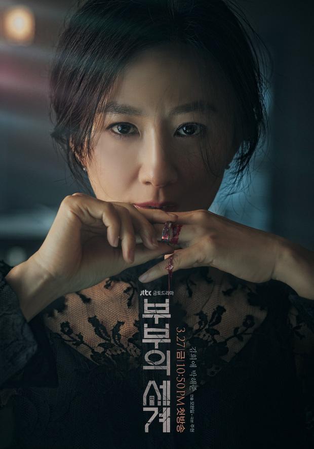 Tiết lộ cát xê tiền tỷ của đại minh tinh Kim Hee Ae cho mỗi tập Thế giới hôn nhân, Lee Min Ho bỗng bị réo gọi vì chênh lệch?-3