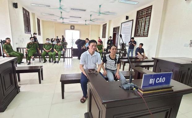 An ninh được thắt chặt tại phiên tòa mà Đường Nhuệ và con nuôi tới làm nhân chứng-2