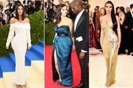 Kim Kardashian qua 7 mùa Met Gala: Đẹp dần đều dù váy vóc ngày càng bó chịt