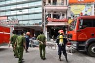 Nổ bình gas kinh hoàng tại nhà hàng gà rán ở phố Cổ, 3 người nguy kịch nhập viện cấp cứu