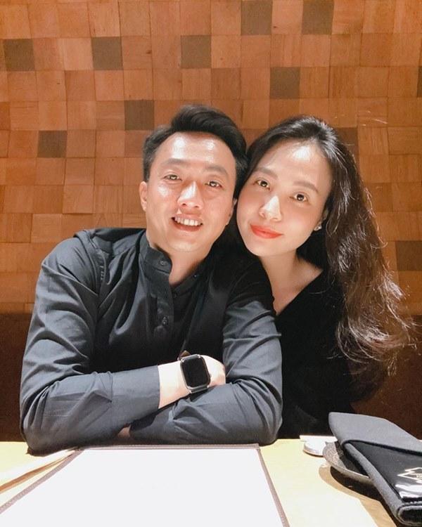 Cường Đô la lỡ miệng để lộ Đàm Thu Trang sắp sinh con