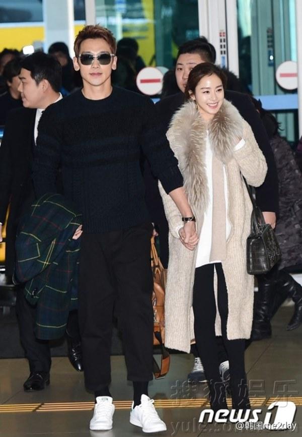 Kim Tae Hee - Bi Rain cùng nhau đưa con gái đi chơi, bất chấp thông tin trốn hàng chục tỷ đồng tiền thuế-2