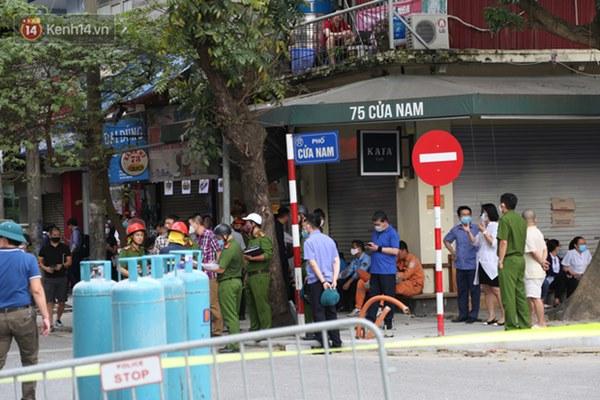 Người dân sống gần hiện trường vụ nổ kinh hoàng tại phố Cổ Hà Nội: Nhà cửa rung chuyển hết, đến giờ tôi vẫn chưa hết sợ hãi-5