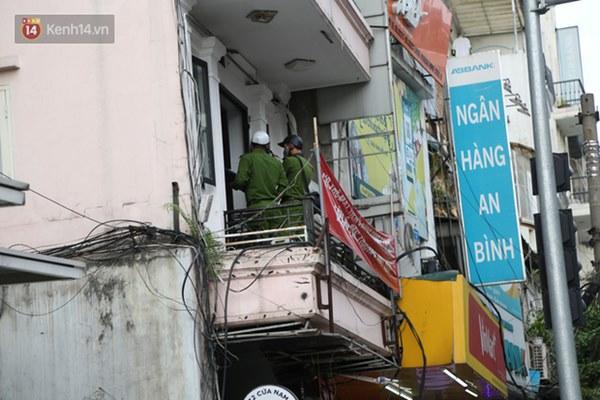 Người dân sống gần hiện trường vụ nổ kinh hoàng tại phố Cổ Hà Nội: Nhà cửa rung chuyển hết, đến giờ tôi vẫn chưa hết sợ hãi-8