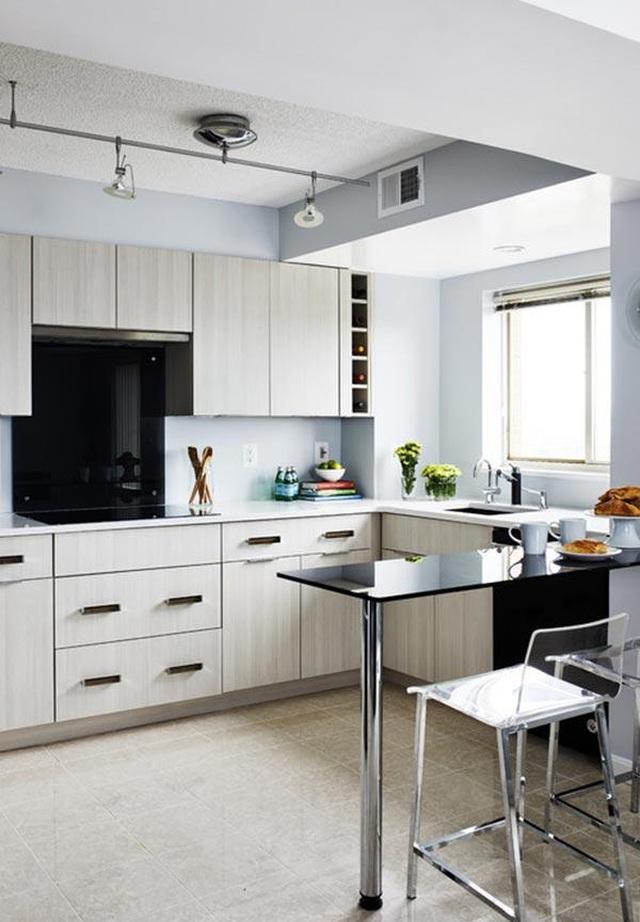 8 cách bố trí thông minh cho những gian bếp chật hẹp, ai cũng cần biết-2