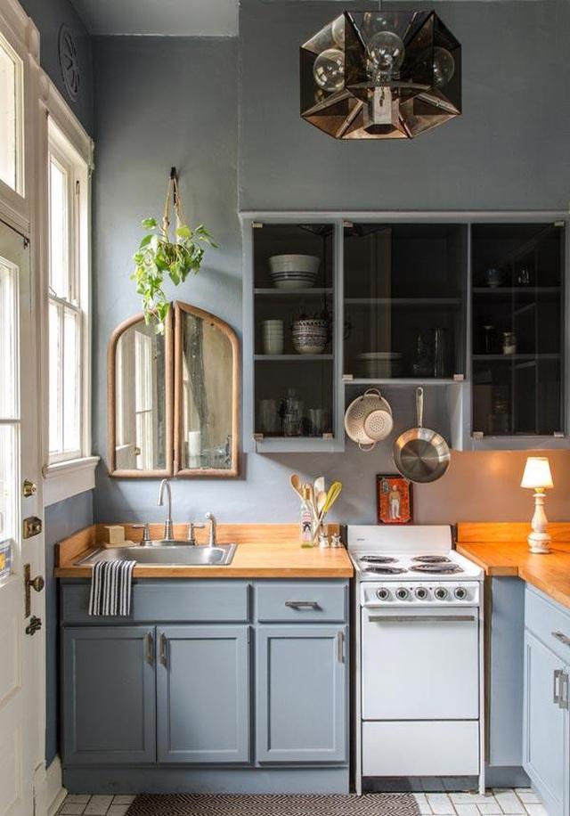 8 cách bố trí thông minh cho những gian bếp chật hẹp, ai cũng cần biết-4