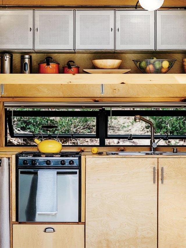 8 cách bố trí thông minh cho những gian bếp chật hẹp, ai cũng cần biết-5