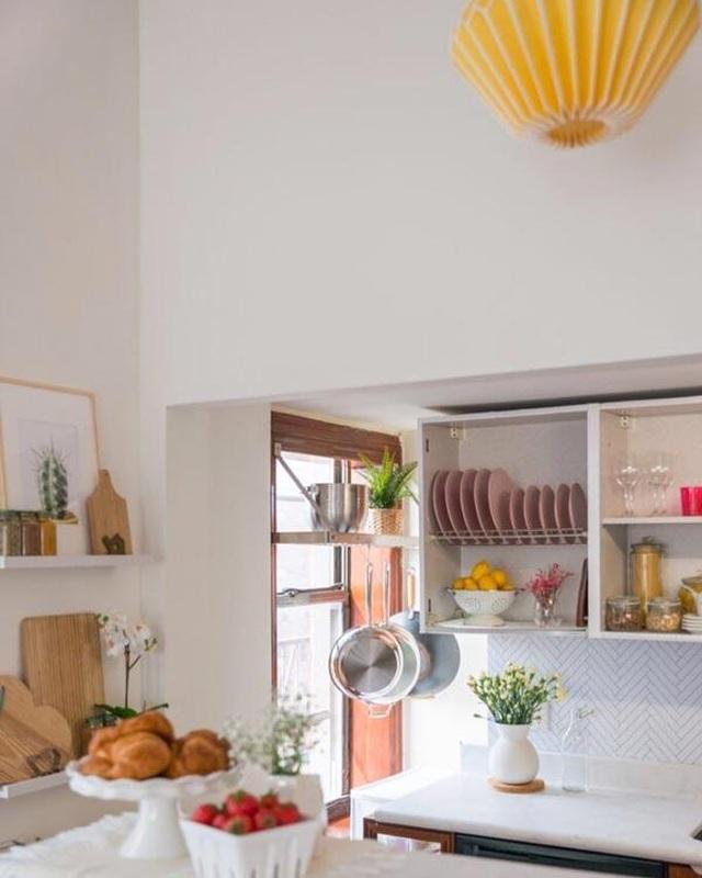 8 cách bố trí thông minh cho những gian bếp chật hẹp, ai cũng cần biết-6
