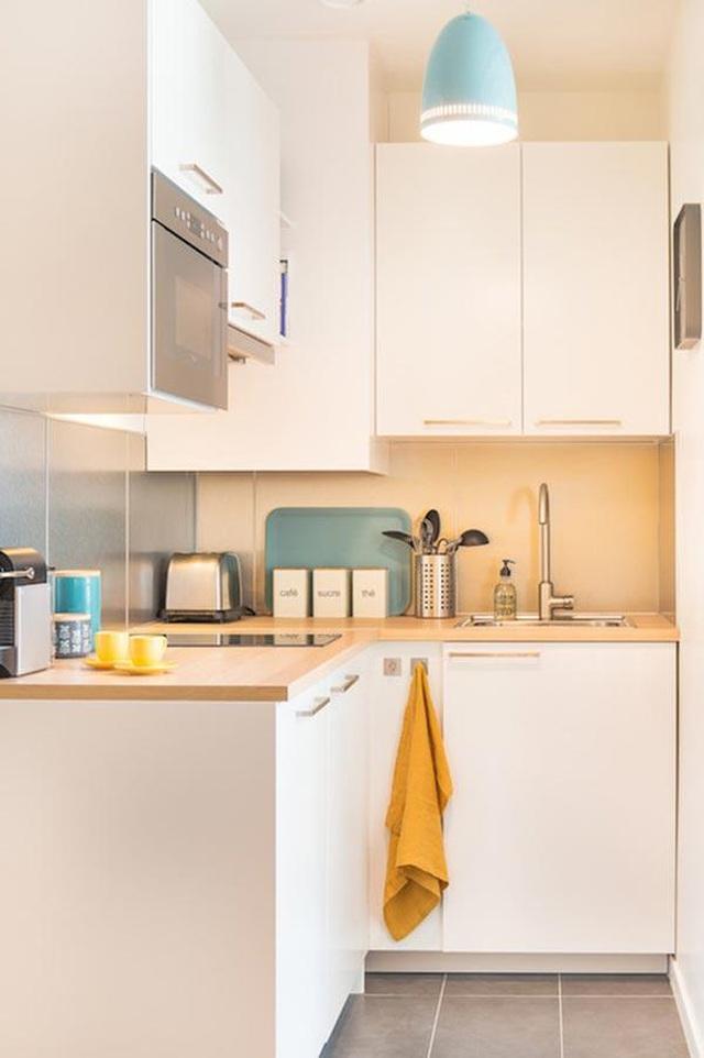 8 cách bố trí thông minh cho những gian bếp chật hẹp, ai cũng cần biết-7