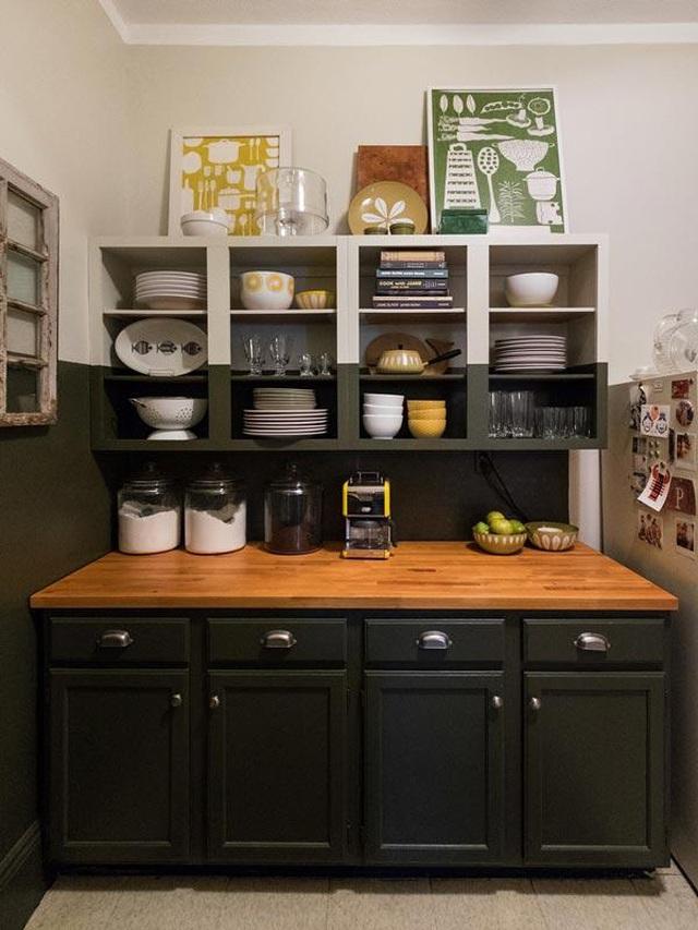 8 cách bố trí thông minh cho những gian bếp chật hẹp, ai cũng cần biết-8
