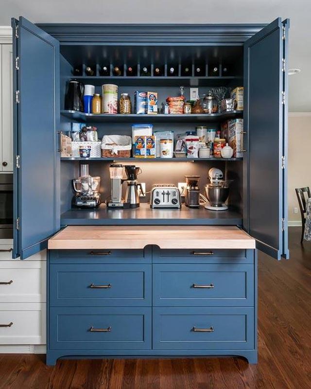8 cách bố trí thông minh cho những gian bếp chật hẹp, ai cũng cần biết-9