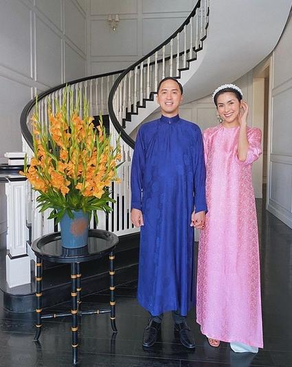Từng ngóc ngách đẹp như tranh trong biệt thự màu trắng của Tăng Thanh Hà-2