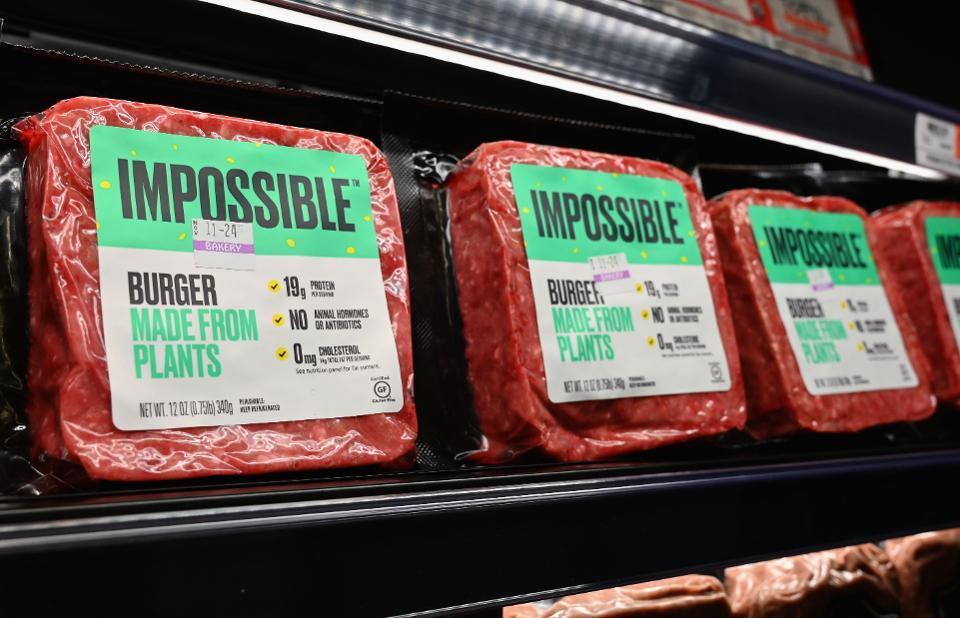 Thịt lợn làm từ đậu nành, vào nhà hàng coi chừng dính cú lừa-3