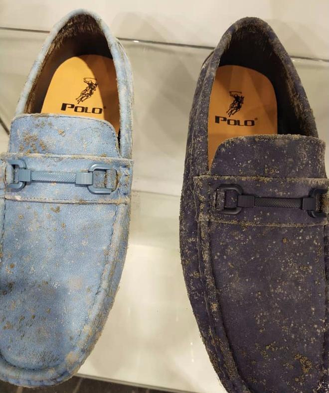 Giày, túi đắt đỏ ở cửa hàng mốc trắng xóa sau 2 tháng nghỉ bán-3