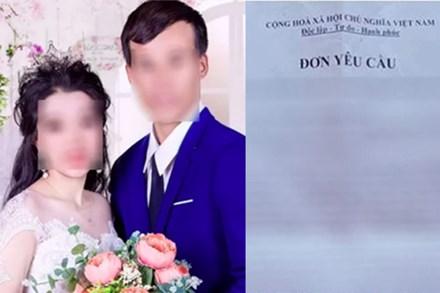 Cô dâu ở Cà Mau bỏ đi cùng vàng cưới: Nhà gái mang trả 1,5 lượng, còn 5 chỉ xin khất 2 tháng nhưng nhà trai không đồng ý