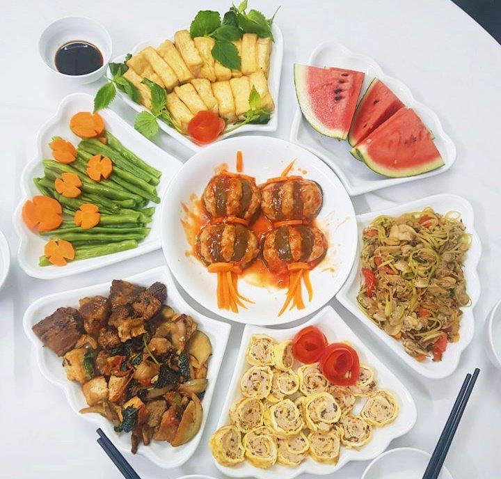 Những bữa tối khoảng 200K của cô giáo dạy toán toàn món ngon khiến chồng con chỉ thích cơm nhà-2