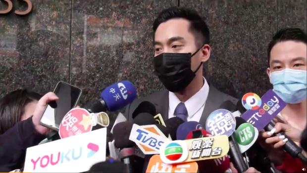 Chồng Chung Hân Đồng mở họp báo phân trần mọi tình tiết ly hôn, gây tranh cãi khi trả lời câu hỏi quan trọng nhất-3