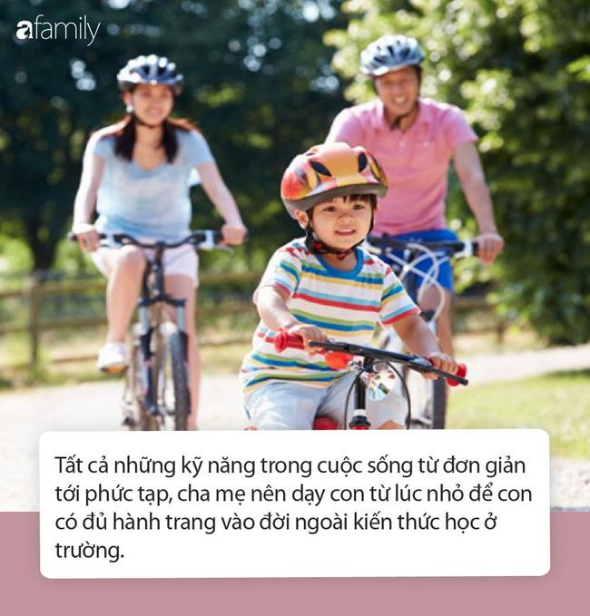 Muốn trẻ tự lập, cha mẹ nhất định đừng quên thực hiện 4 bước lười biếng sau-4