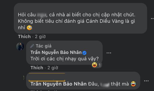 Hậu Cánh Diều Vàng: Cha đẻ Gái Già Lắm Chiêu lên Facebook ahihi nực cười, Huỳnh Đông lên tiếng tôi không mua giải?-6