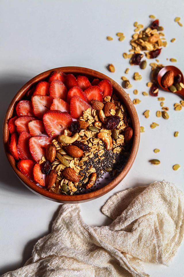 9x xinh đẹp chia sẻ loạt món ăn ngon đẹp nhưng quan trọng là giảm cân cực tốt và cực hợp với mùa hè nóng bức-5